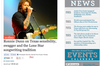 Ronnie Dunn Screen Shot
